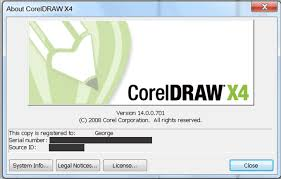 CorelDraw Graphics X4 Crack With Easy Software Free Download 2019